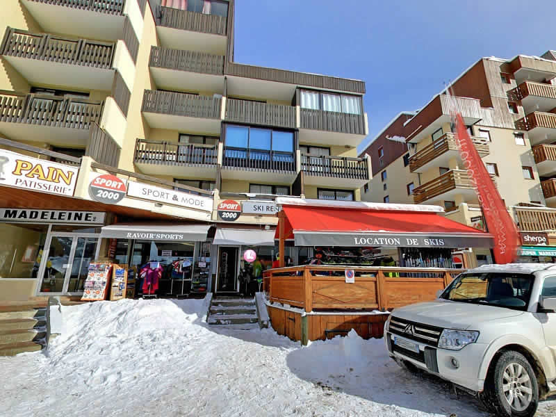 A perfect destination for winter holidays saint fran ois for Bus saint avre la chambre saint francois longchamp